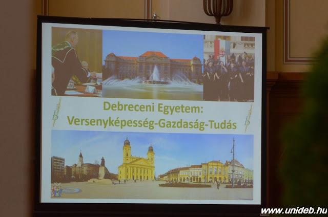 Az egészségiparban és más K+F-intenzív ágazatok területén is számít a Debreceni Egyetem közreműködésére új iparstratégiájában a kormányzat.