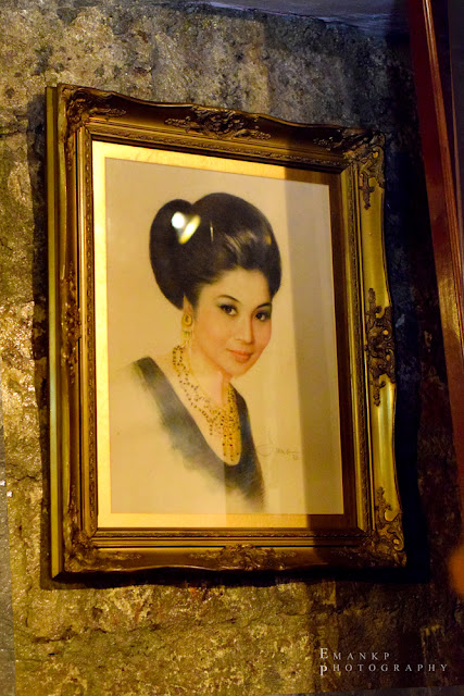 IMELDIFIC: An Imelda portrait is displayed prominently on a wall 2