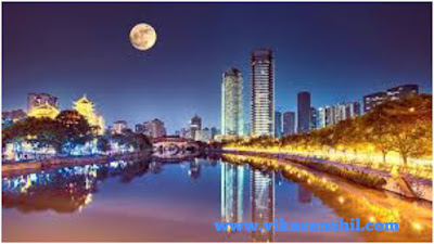 Chinese moon, Artificial Moon