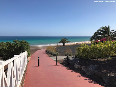 Walk to Jandia Beach, Fuerteventura