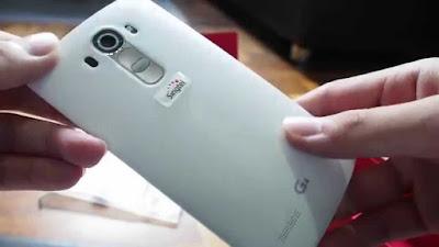 LG G4 White chup anh cuc net