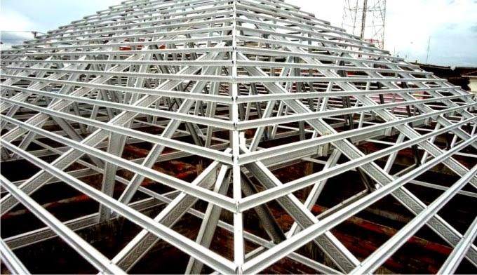 baja ringan murah kudus kabupaten jawa tengah 59313 rangka atap lengkap berkualitas toko kania