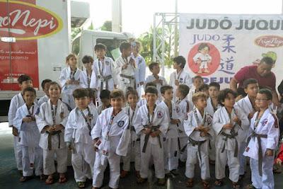 Judô registrense é destaque da fase regional do Campeonato Paulista