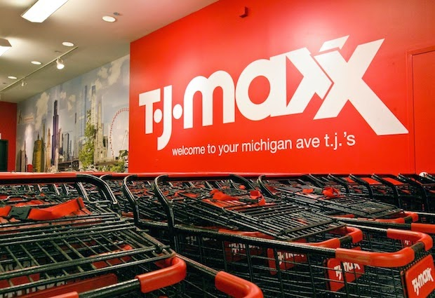 TJ Maxx Grand Opening On Michigan Ave.
