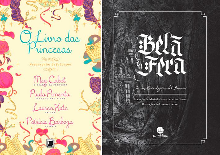 14 livros inspirados no universo de A Bela e a Fera, para você que amou o filme da Disney estrelado por Emma Watson