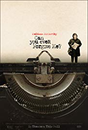 Watch Can You Ever Forgive Me? Online Free 2018 Putlocker