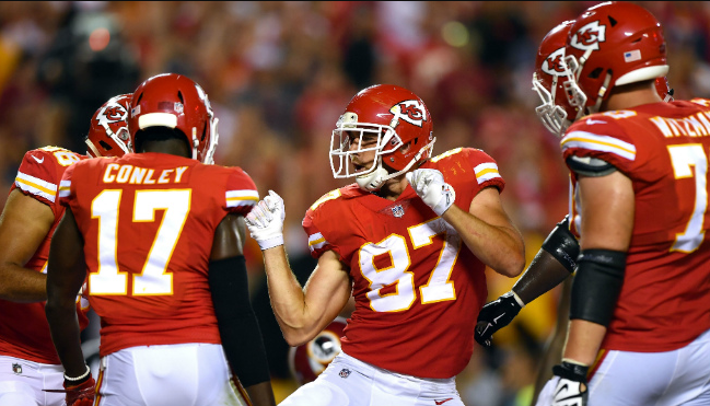 The Chiefs Gave Us An All-Time Great Backdoor Cover With This Last-Second ?
