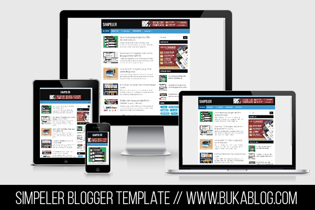 SIMPELER Template Blogger