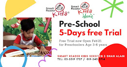 Preschool FREE Trial Feb'21!