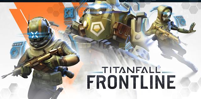 Se anuncia el juego de cartas Titanfall Frontline para teléfonos móviles