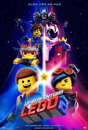 Uma Aventura LEGO 2 - CAM Torrent Download