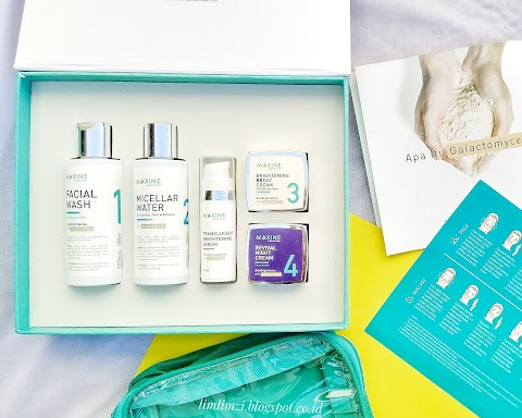 [REVIEW] Maxine Aesthetic Clinic - Skin Bright Series (For Normal Skin)