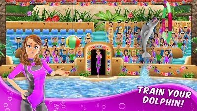 My Dolphin Show v3.20.1 Mod Apk (Unlimited Money)
