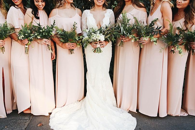 Bohemian Inspired California Wedding At Holly Farm: Bohemian Farm Wedding From Candace Jolee Events