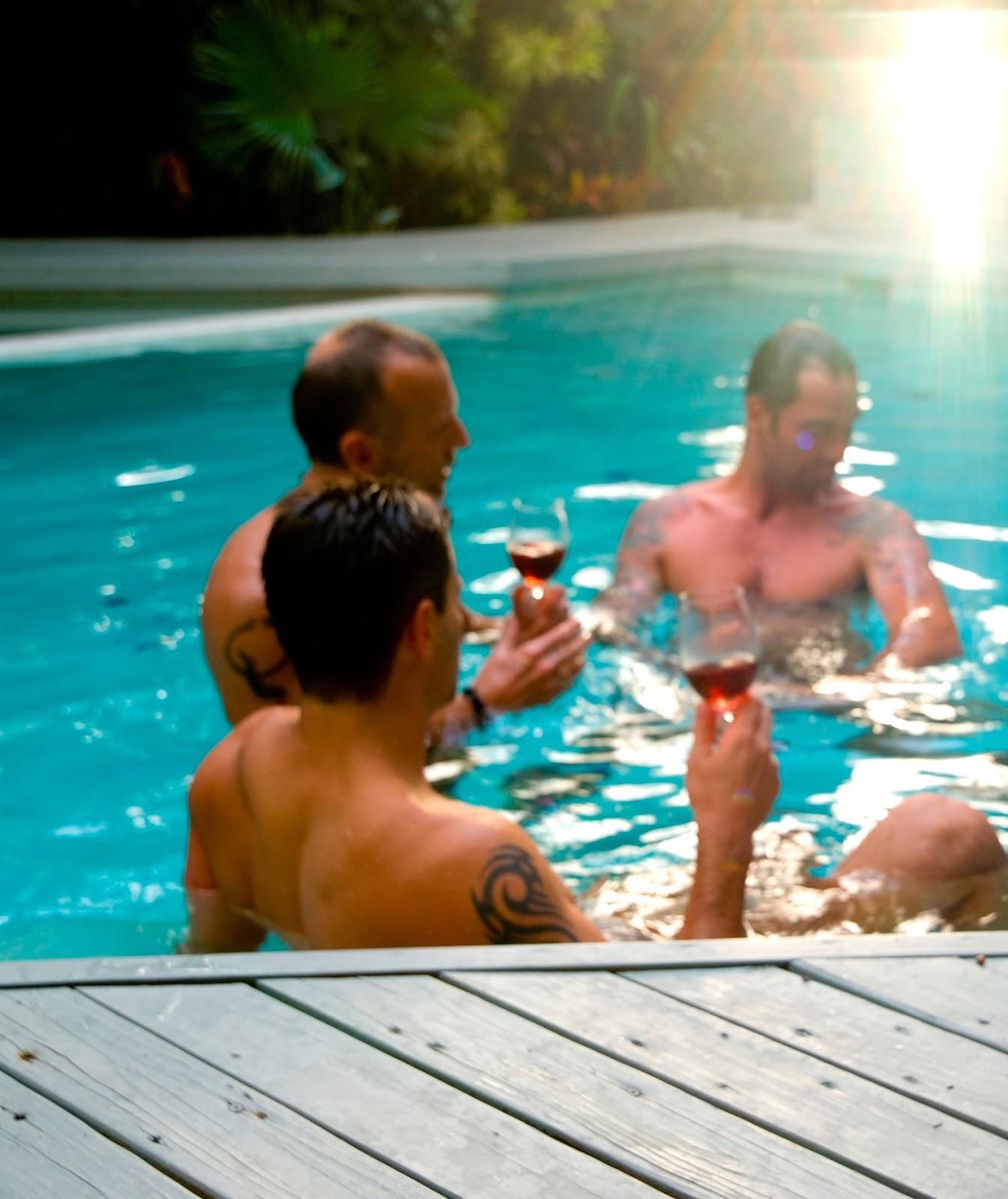 Apéritif piscine 01
