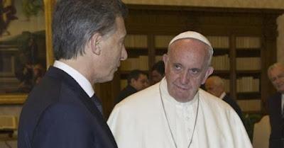 Papa Francisco instó a su nación a seguir caminando y luchando por su libertad.