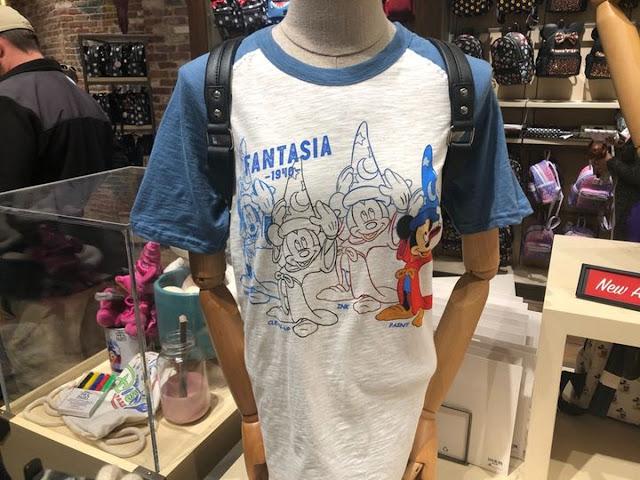 Ink & Paint Fantasia T-Shirt