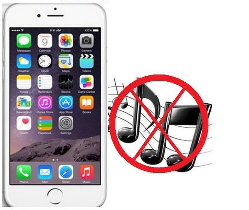 lỗi iphone 6 /6 plus không nghe được loa trong