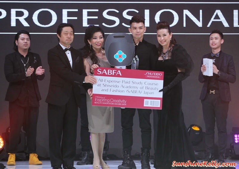 Malaysia Grand Prix Winner Peter Pang of J-­Feelz Hair & Make-­up Studio, Johor Bahru, Hornbill, Shiseido Professional Beauty Innovator Award 2014, Shiseido Professional, Beauty Innovator Award 2014, Nexus, Bangsar South, Kuala Lumpur