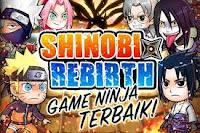 Shinobi Rebirth Ninja War  MOD APK