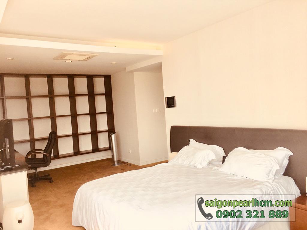 Cho thuê Saigon Pearl căn hộ 4 phòng ngủ 206m2 Ruby 1 view sông Sài Gòn - hình 14