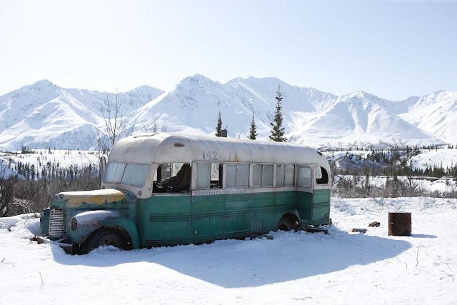 Na natureza Selvagem - ônibus mágico
