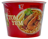 CUP NOODLES TOM YUM