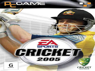 EA Cricket 2005 Game Free Download