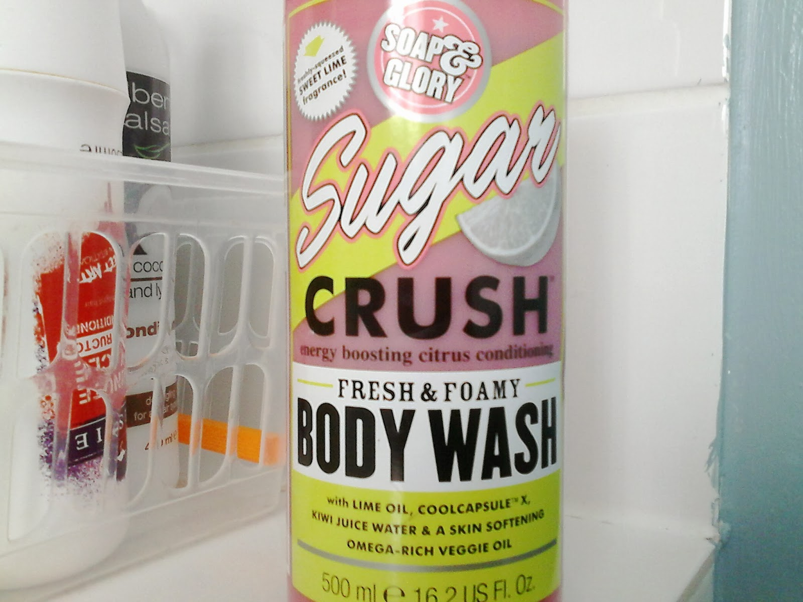 Soap and Glory Sugar Crush Body Wash