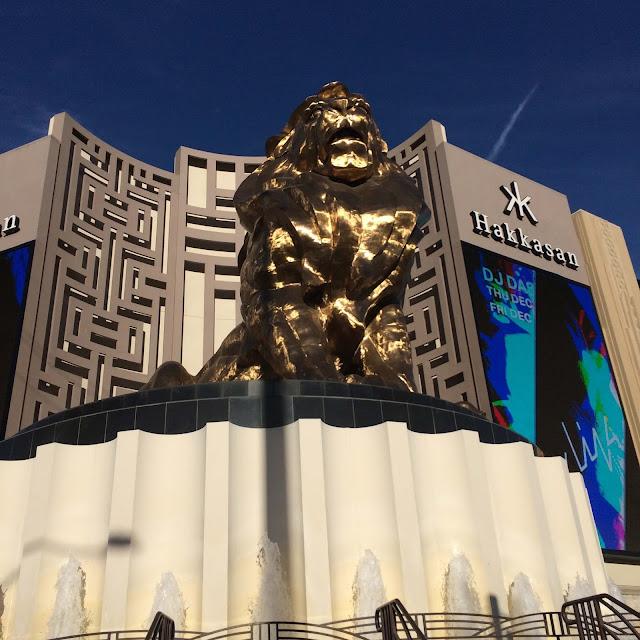 Travel Destination Las Vegas