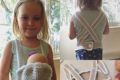 Baby Doll Baby Carrier