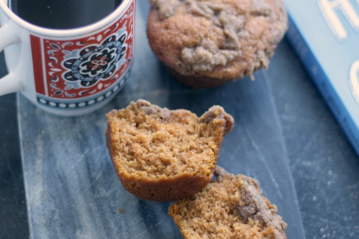 Pumpkin Einkorn Muffins | Life After Coffee