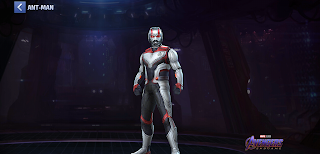 Uniform Ant-Man
