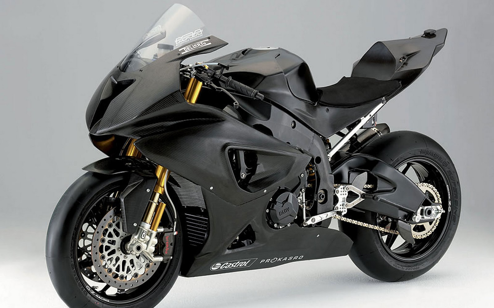 Sport Bike Black Wallpaper: Free Bikes Desktop Pictures Collection
