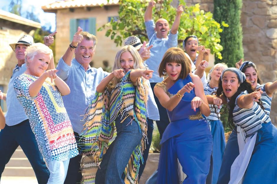 Crítica: Mamma Mia - Lá Vamos Nós de Novo!