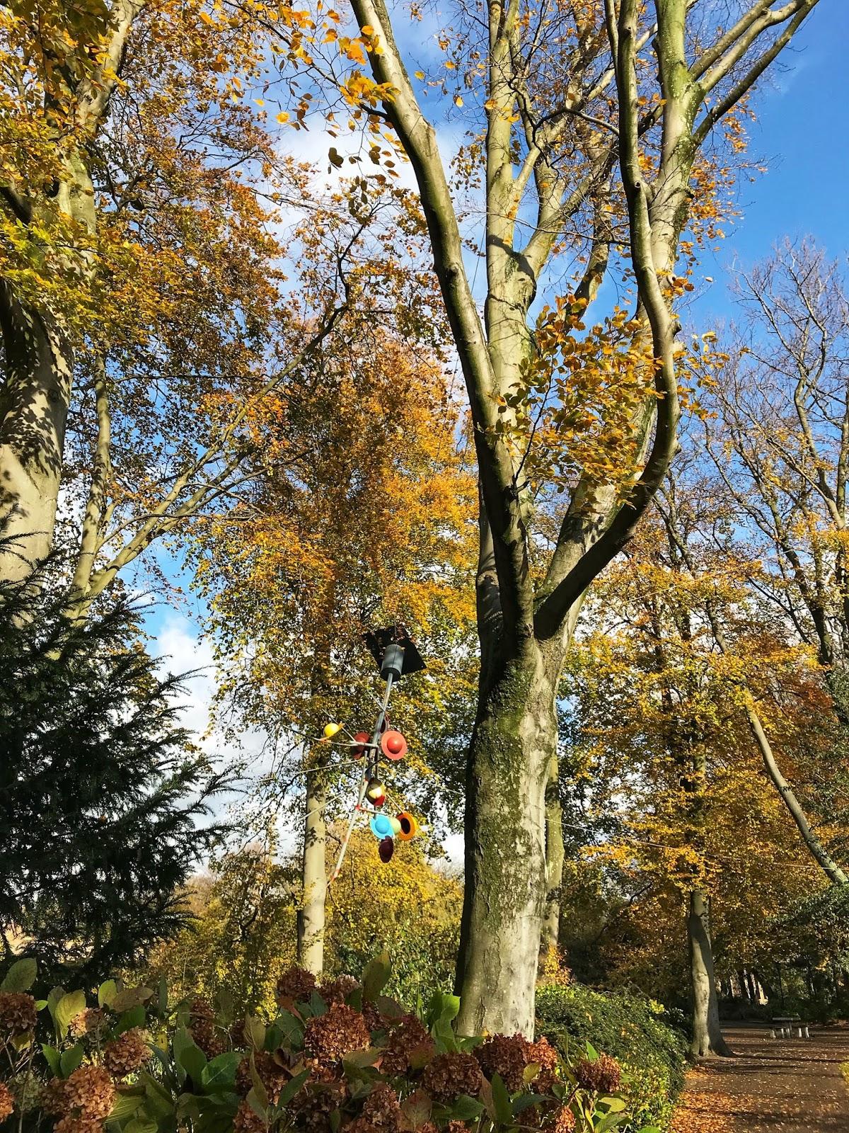 Autumn in The Hague