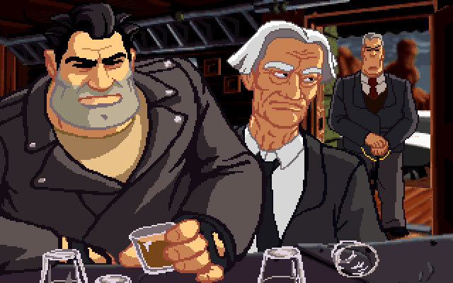 Full Throttle 8