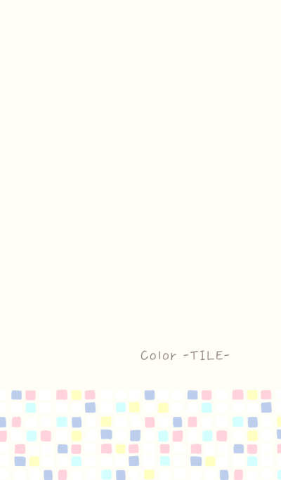 Color -TILE- 18
