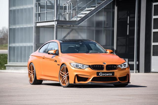 2017 G-Power BMW M4 - #G_Power #BMW #M4 #tuning