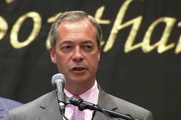 Ο φιλέλληνας, Νάιτζελ Φάρατζ κυρίαρχος στη Βρετανία «Επιτέλους οι πολίτες κατάλαβαν…»