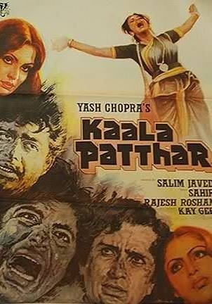 Free Download Kaala Patthar 1979 Hindi 720p  1.2GB