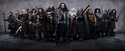 The Hobbit - The Dwarves