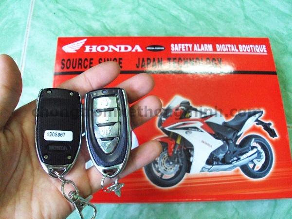 Khóa Chống Trộm Xe Máy Thông Minh Honda Giá Rẻ .