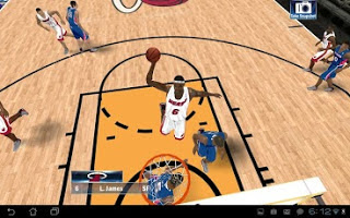Download NBA 2K13 1.1.2 APK+Data (Offline+No Root) Terbaru