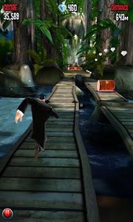 Agent Dash Mod Apk Double Jump