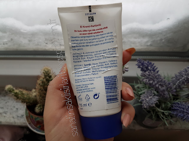 Neutrogena Kış Aşkı Parfümlü El Kremi