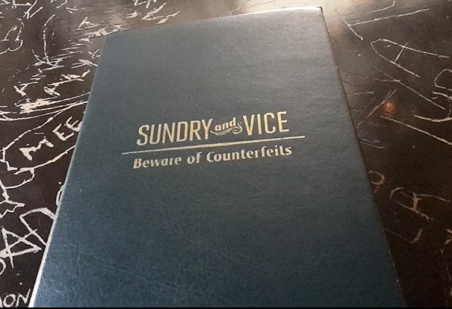 Sundry and Vice