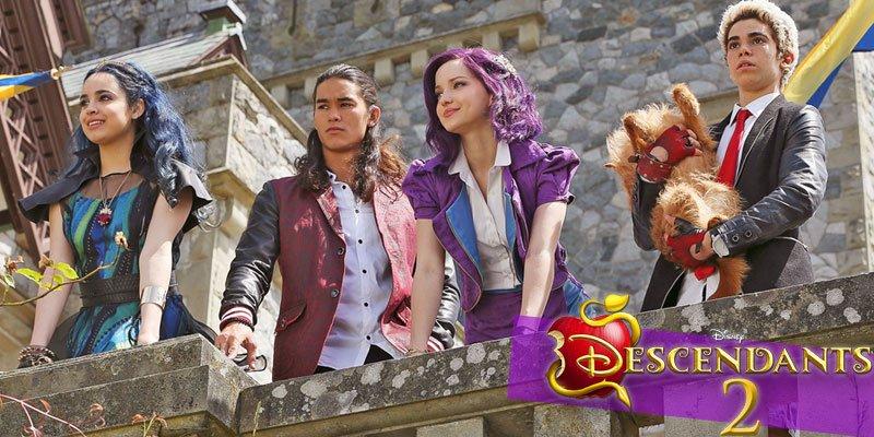 Disney Descendientes 2 Muñeca