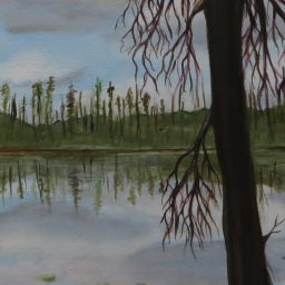 Halfway Lake Provincial Park, Site 93