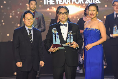 BAVI named Most Innovative Company of the Year at Asia CEO Awards